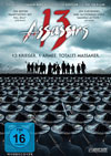 DVD Cover 13 Assassins