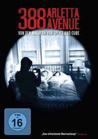 DVD Cover 388 Arletta Avenue
