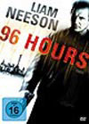 DVD Cover 96 Hours