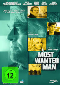 A Most Wanted Man DVD Cover