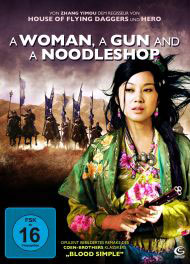 DVD Cover A Woman, a Gun and a Noodleshop