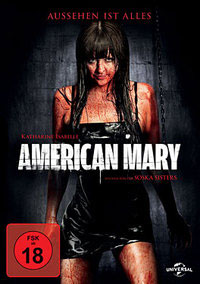 DVD Cover American Mary