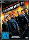 DVD Cover Armored
