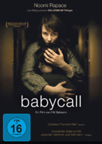 DVD Cover Babycall