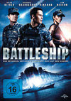 DVD Cover Battleship