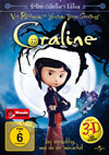 DVD Cover Coraline