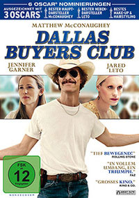 DVD Cover Dallas Buyers Club