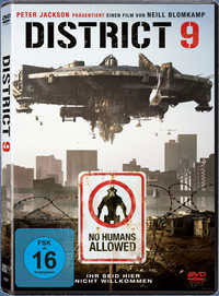 DVD Cover District 9