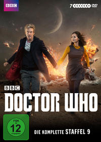 DVD Cover Doctor Who - Staffel 9