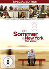 DVD Cover Ein Sommer in New York - The Visitor