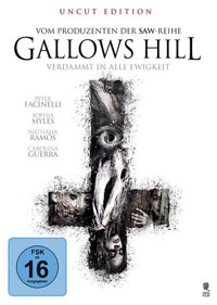 Gallows Hill - Verdammt in alle Ewigkeit DVD Cover