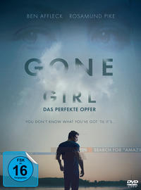 Gone Girl - Das perfekte Opfer DVD Cover