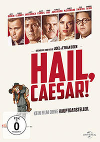 DVD Cover Hail, Caesar!