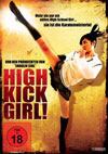 DVD Cover High Kick Girl