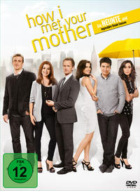 How I met your Mother - Staffel 9 DVD Cover