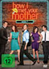 DVD Cover How I met your Mother – Season 7