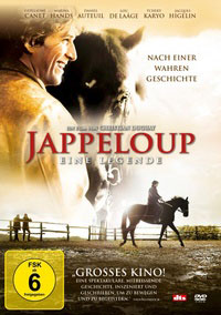 DVD Cover Jappeloup - Eine Legende