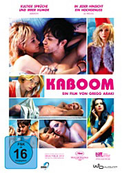 DVD Cover Kaboom