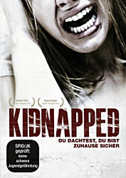 DVD Cover Kidnapped
