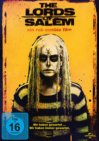 DVD Cover The Lords of Salem