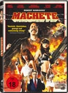 DVD Cover Machete