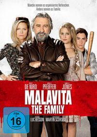 DVD Cover Malavita - The Family