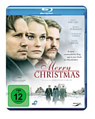 DVD Cover Merry Christmas