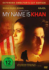 DVD Cover My Name is Khan