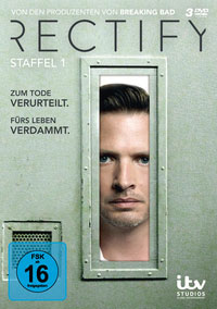 DVD Cover Rectify - Staffel 1