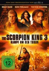 DVD Cover The Scorpion King 3 - Kampf um den Thron