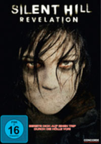 DVD Cover Silent Hill: Revelation
