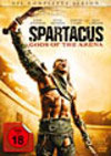 DVD Cover Spartacus – Gods of the Arena