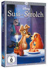 DVD Cover Susi und Strolch - Diamond Edition