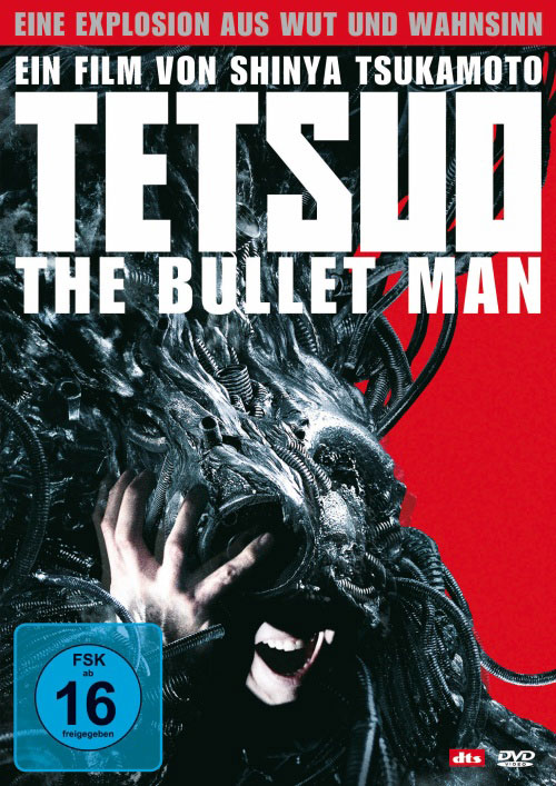 DVD Cover Tetsuo - The Bullet Man