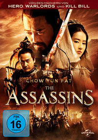 DVD Cover The Assassins