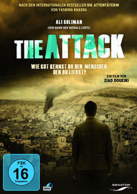 DVD Cover The Attack