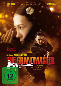 DVD Cover The Grandmaster