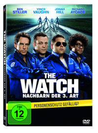 DVD Cover The Watch – Nachbarn der dritten Art