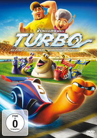 DVD Cover Turbo