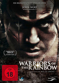 DVD Cover Warriors of the Rainbow